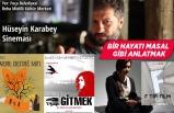 Foça'da kış sinemalarında Hüseyin Karabey filmleri
