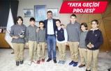 Genç mucitlerden bayraklı projesi