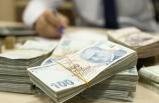 Hazine 7,7 milyar lira borçlandı