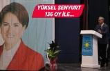 İYİ Parti Tire İlçe Başkanlığı'nda oylar kullanıldı
