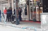 İzmir'de iş yerine pompalı tüfekle saldırı!