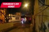 İzmir Konak'ta evde çıkan yangında hayatını kaybetti!