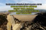 İzmir'de su tüketimi ciddi oranda arttı!