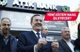 Konak'ta atık banklar hizmete girdi