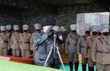 Kuzey Kore lideri Kim füze denemesinde corona virüsüne meydan okudu