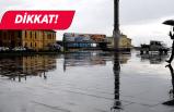 Meteorolojiden İzmir için kritik uyarı!