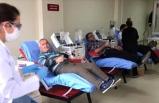 MHP Gaziemir İlçe Başkanlığından kan bağışı