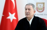 Milli Savunma Bakanı Akar'dan flaş açıklama! Bahar Kalkanı'nda son durum...