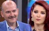 Nagehan Alçı ile Süleyman Soylu arasında '8 Mart' diyaloğu
