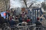 Sığınmacılar 17 gündür Avrupa kapısında bekliyor!