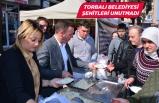 Torbalı Belediyesi'nden İdlib şehitleri için pilav ve lokma hayrı