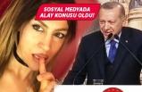 Tuğba Ekinci'den Erdoğan'a destek: Gülüşünü anlayamadınız!