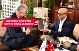 Venezüela Büyükelçisi'nden İzmir'e özel öneriler