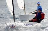 Yelkende Spor Toto Yıldızlar Kupası heyecanı İzmir'de sürüyor
