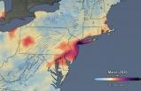 ABD'liler salgında evlerinden çıkmayınca hava kirliliği yüzde 30 azaldı