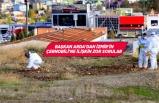 Başkan Halil Arda, İzmir'in Çernobili'ne dikkat çekti