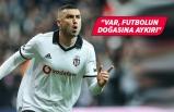 Beşiktaş'ın kaptanı Burak Yılmaz'dan çarpıcı açıklamalar!