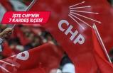 CHP İzmir'de kardeş ilçeler belli oldu!