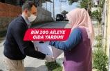 Gaziemir'de virüsün ekonomik etkileriyle mücadele devam ediyor