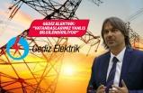 Gediz Elektrik'ten o iddialarla ilgili açıklama