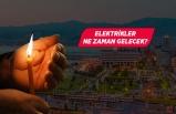 Haftaya elektriksiz başlangıç: İzmir'in 11 ilçesinde..