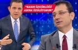 İmamoğlu, Fatih Portakal'a destek verdi!