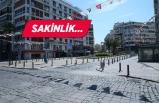 İzmir, bugün de evde kaldı!