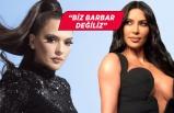 Kim Kardashian'ın skandal paylaşımlarına Demet Akalın'dan tepki!