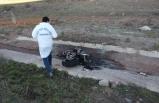 Komşularına moral konseri veren genç kazada öldü