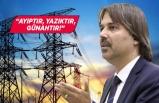 Kordon İşadamları Derneği Başkanı'ndan elektrik tepkisi
