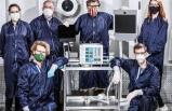 NASA solunum cihazı üretti!
