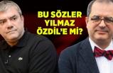 Prof. Dr. Mehmet Çilingiroğlu o sözleri kime söyledi?
