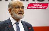 Saadet Partisi lideri Temel Karamollaoğlu'ndan hükümete çağrı!