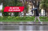 Türkiye 1 hafta yağış altına kalacak!