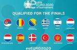 Türkiye, E-EURO 2020'de mücadele edecek