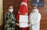 Vali Kocabıyık'tan, Vefa Sosyal Destek Grubu üyelerine teşekkür