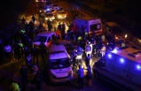 Ankara'da trafik kazası: 5'i polis 7 yaralı