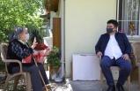 Başkan Erhan Kılıç'tan şehit annelerine sürpriz Anneler Günü ziyareti