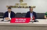 Başkan Halil Arda'nın paylaşımına AK Parti Gaziemir'den cevap geldi