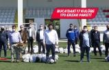 Bucalı amatör kulüplere Ramazan desteği