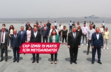 CHP İzmir'den 19 Mayıs töreni