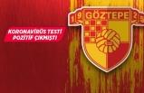 """Göztepe'den o futbolcuya """"geçmiş olsun"""" mesajı"""