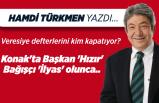 Hamdi Türkmen yazdı...