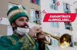 İzmir'de 157 kişiye mehterli uğurlama!