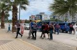 İzmir'de hırsızlık! 5 kişi tutuklandı