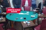 İzmir'de kumar oynayan 10 kişiye para cezası