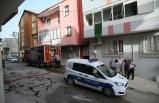 İzmir'de yangın paniği