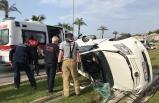 İzmir'deki kazada yaralanan hemşire kurtarılamadı