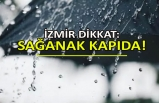 İzmir dikkat: Sağanak kapıda!