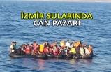 İzmir sularında can pazarı